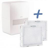 Nawilżacz powietrza HELOS Stylies z dodatkowym zestawem filtrów