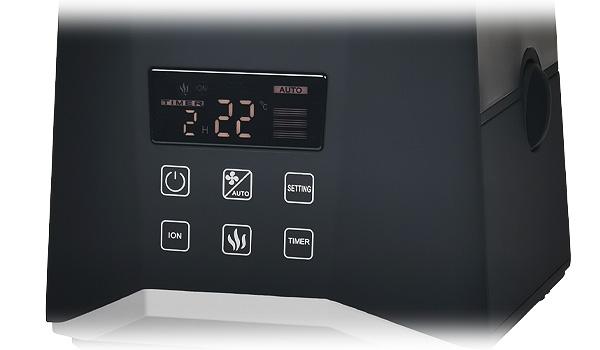 Nawilżacz powietrza WHU600 sterowanie